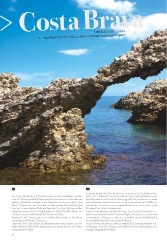 Costa Live International Magazine