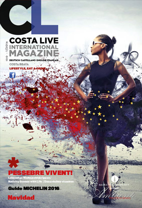 Costa-Live New COSTA-LIVE Number 1 2016