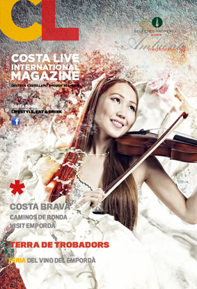 Costa-Live New COSTA-LIVE Number 6 2016